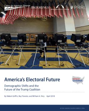America's Electoral Future: Demographic Shifts and the Future of the Trump Coalition