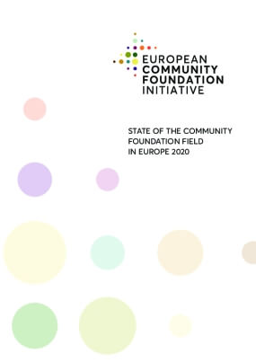 State of the Community Foundation Field in Europe 2020